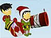 Christmas Cannon Blast