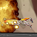 Robot Unicorn Attack Heavy Metal