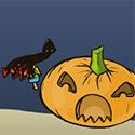 Halloween Squid