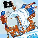 Pirates Arctic Treasure