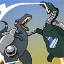 Robot Dinosours